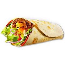 Kebab im Fladenbrot